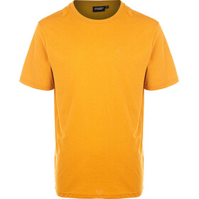 North Bend Garfield Short Sleeve Tee Men inca gold
